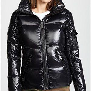SAM freestyle down jacket size medium